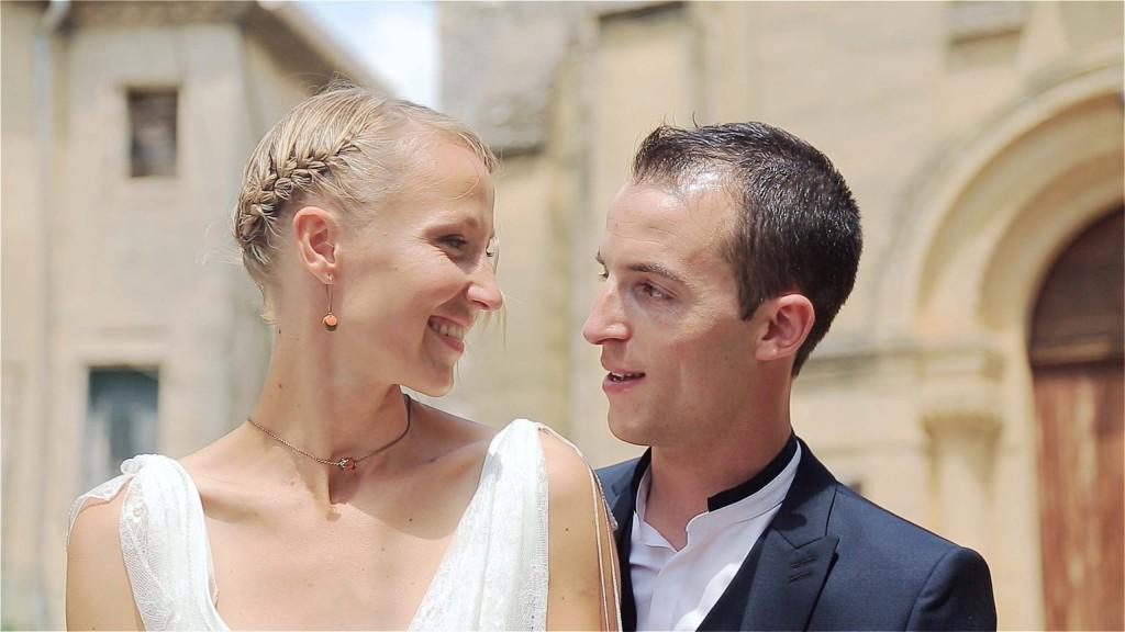 Arnaud et Clémence