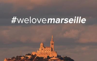 Timelapses – #WeLoveMarseille